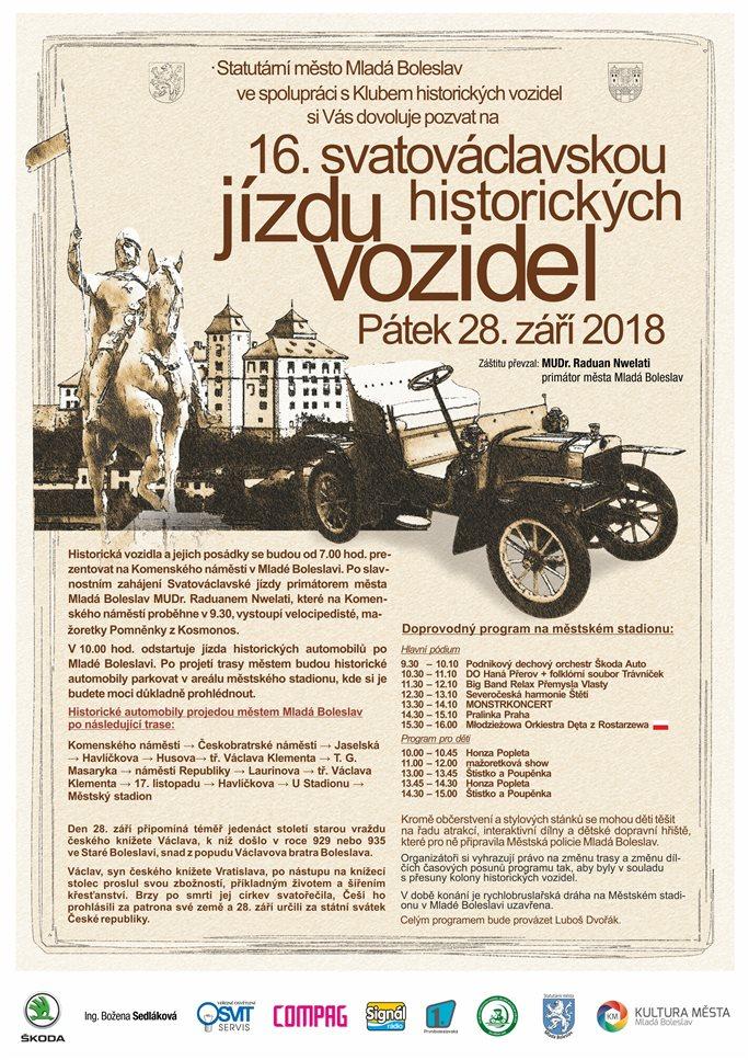 imager Svatováclavská jízda
