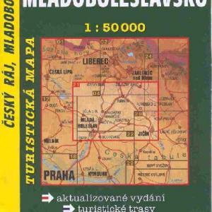 Turisticke Mapy A Plany Mest Mladoboleslavsko